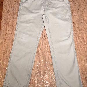 Urban Pipeline Men's Relaxed Straight Khakis Pants